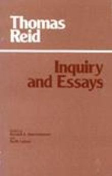 Inquiry and Essays, Paperback Book