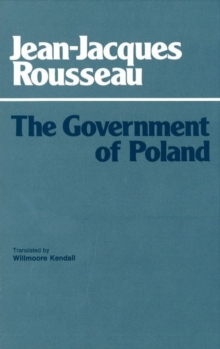 The Government of Poland, Paperback Book
