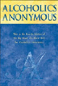 Alcoholics Anonymous Big Book, Paperback Book