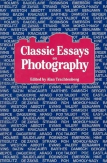 Classic Essays on Photography, Paperback Book