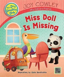 Miss Doll is Missing, Paperback / softback Book