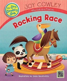 Rocking Race, Paperback / softback Book