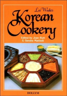 Lee Wade's Korean Cookery, Paperback Book