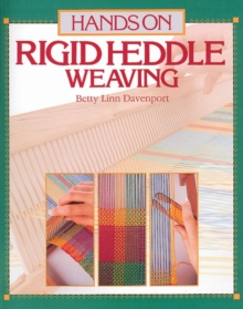 Hands on Rigid Heddle Weaving, Paperback Book