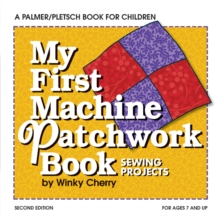 My First Patchwork Book, Paperback Book