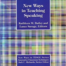 New Ways in Teaching Speaking, Paperback / softback Book