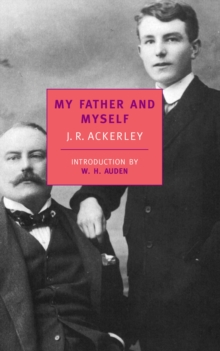 My Father and Myself, Paperback Book