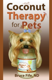Coconut Therapy for Pets, Paperback Book