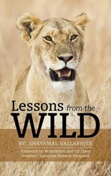 Lessons from the Wild, Paperback Book