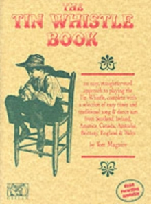 The Tin Whistle Book, Paperback Book