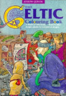 The Celtic Colouring Book, Paperback Book