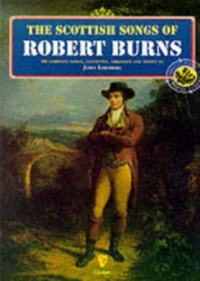 The Scottish Songs of Robert Burns, Paperback Book