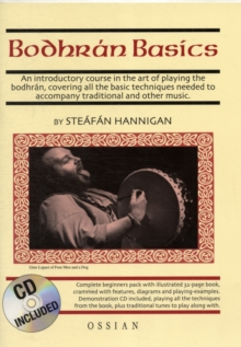 Bodhran Basics (Book/CD), Paperback / softback Book