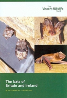 The Bats of Britain and Ireland, Paperback / softback Book