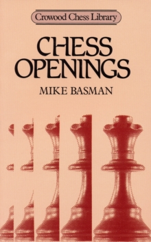 Chess Openings, Paperback Book