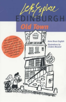 Let's Explore Edinburgh Old Town, Paperback / softback Book