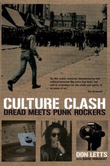 Culture Clash : Dread Meets Punk Rockers, Paperback Book