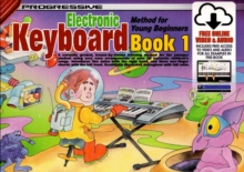 Progressive Keyboard Method for Young Beginners : Bk. 1, Paperback / softback Book