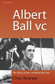 Albert Ball, V.C., Paperback / softback Book