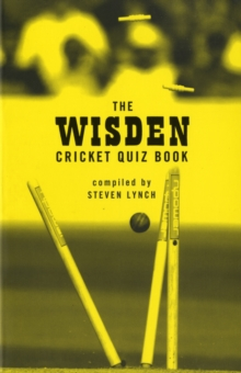 The Wisden Cricket Quiz Book, Paperback / softback Book