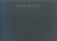 Jason Martin : Infinitive, Hardback Book