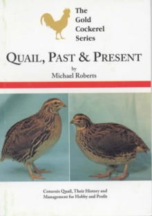 Quail, Past and Present, Paperback Book