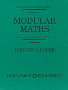 Modular Maths, Paperback Book