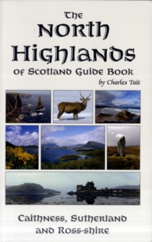 North Highlands of Scotland Guide Book, Paperback Book