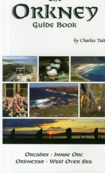 Orkney Guide Book, Paperback Book