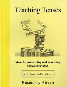 Teaching Tenses, Paperback Book