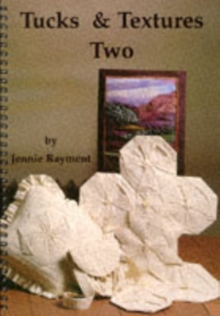 Tucks and Textures Two, Paperback Book