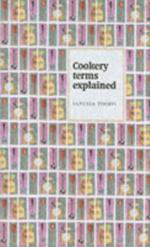 Cookery Terms Explained, Mixed media product Book