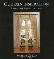 Curtain Inspiration : A Unique Collection of Pictures and Ideas, Hardback Book