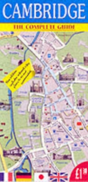 Cambridge : The Complete Guide, Sheet map, folded Book