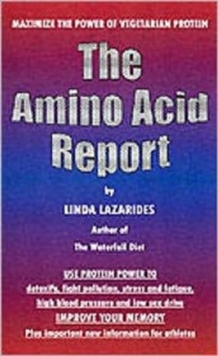 Amino Acid Report, Paperback Book
