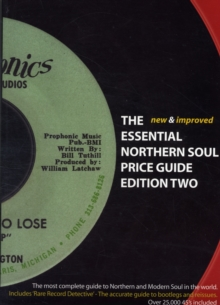 The Essential Northern Soul Price Guide, Paperback Book
