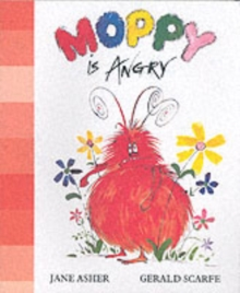 Moppy is Angry, Paperback Book