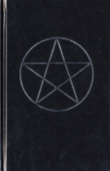 Book of Shadows, Hardback Book