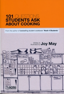 101 Questions Students Ask About Cooking, Paperback Book