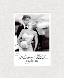 Wedding Bible Planner, Hardback Book