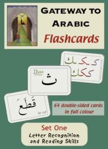Gateway to Arabic : Gateway to Arabic Flashcards 1: letter recognition and readin, General merchandise Book