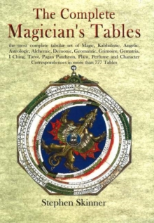 Complete Magician's Tables, Hardback Book