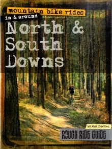 Mountain Bike Rides in and Around North and South Downs, Loose-leaf Book