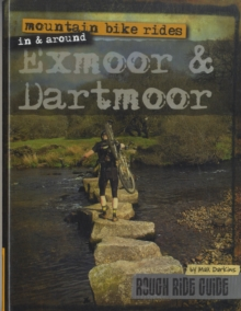 Mountain Bike Rides in and Around Exmoor and Dartmoor, Loose-leaf Book