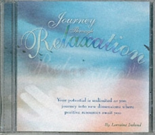Journey Through Relaxation, CD-Audio Book