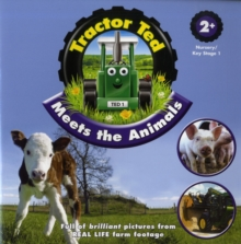 Tractor Ted Meets the Animals, Paperback Book