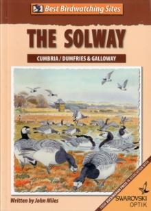 Best Birdwatching Sites: The Solway, Paperback Book