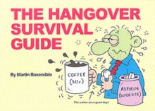 The Hangover Survival Guide, Paperback Book