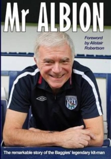 Mr Albion, Hardback Book