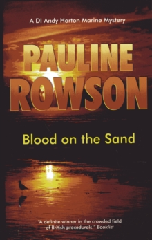 Blood on the Sand : The Fifth in the DI Andy Horton Crime Series, Paperback Book